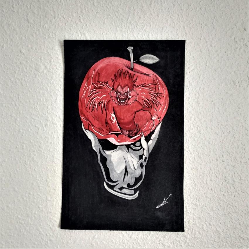 Death Note par Nereaaj